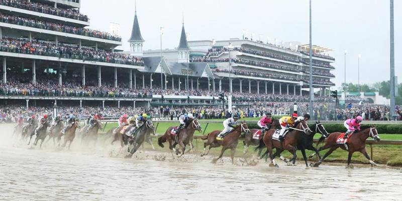 kentucky derby artigo cobrir